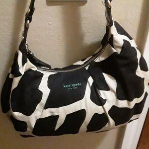 Kate Spade Giraffe shoulder bag